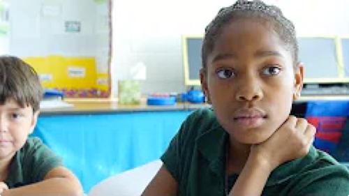 Kids acquire language skills